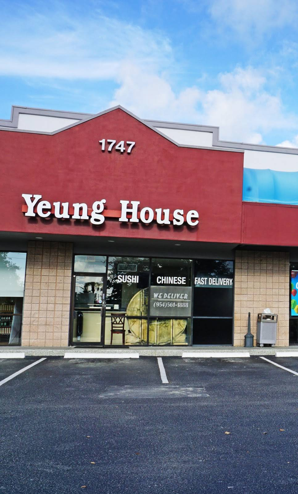 Yeung House | meal delivery | 1747 N Federal Hwy suite b, Fort Lauderdale, FL 33305, USA | 9545611888 OR +1 954-561-1888