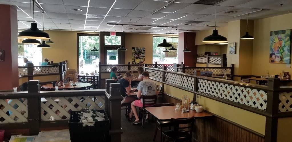 Le Peep   restaurant   827 Church St, Evanston, IL 60202, USA   8473284880 OR +1 847-328-4880