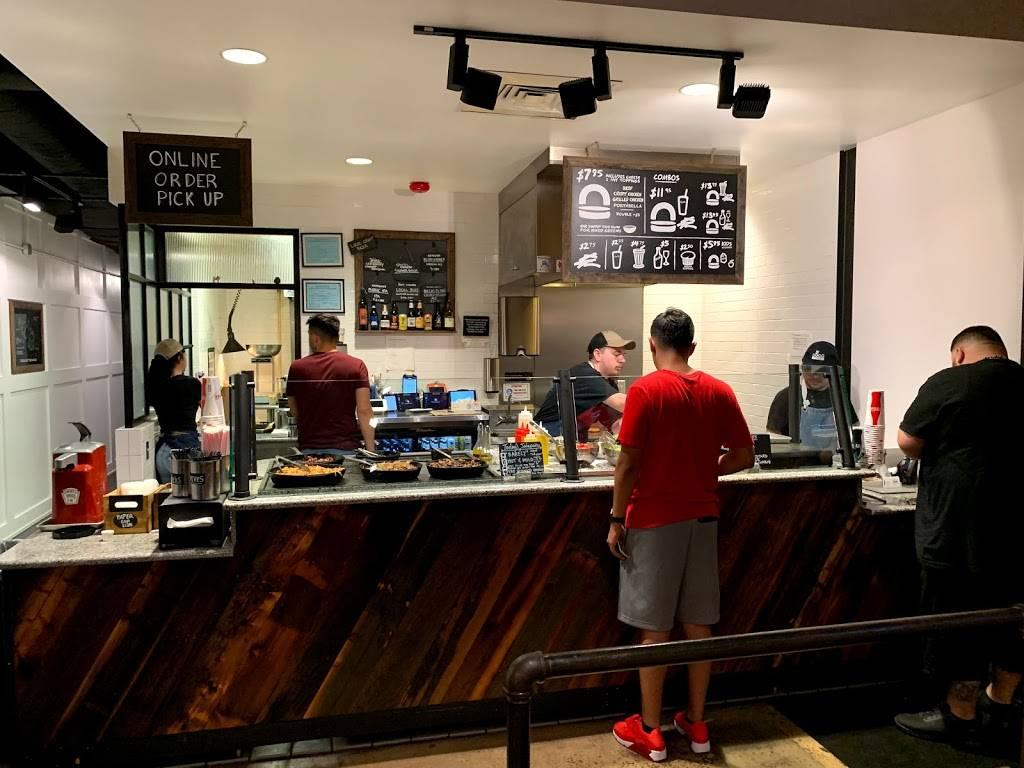 Dugg Burger | restaurant | 9540 Garland Rd #407, Dallas, TX 75218, USA | 2145846261 OR +1 214-584-6261