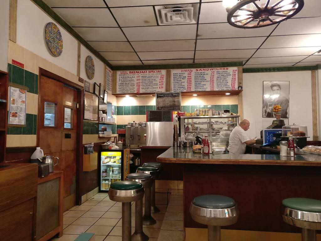 Broadway Diner | restaurant | 2664 Broadway, New York, NY 10025, USA | 2128657074 OR +1 212-865-7074