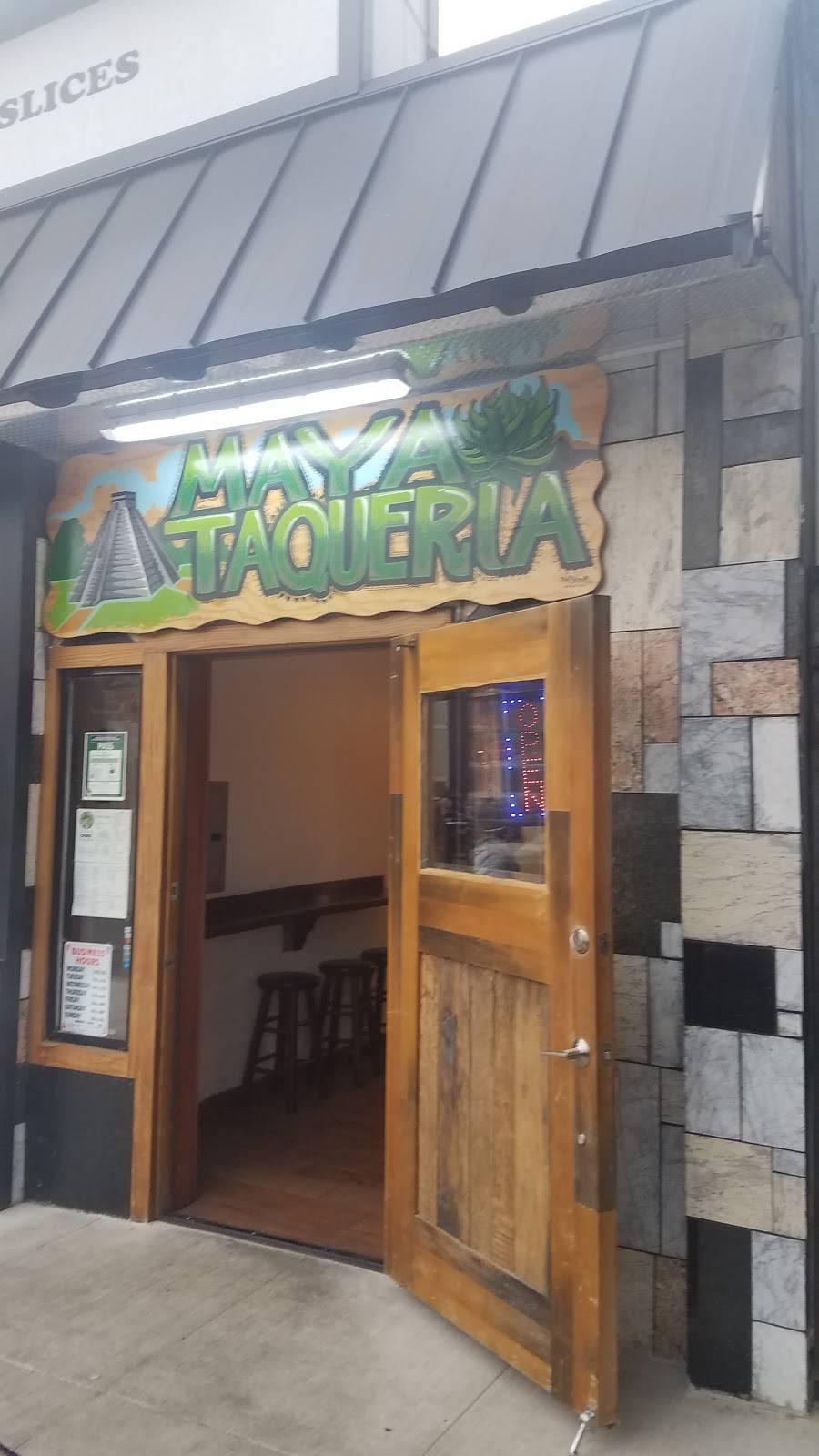 Maya Taqueria | restaurant | 130 Railroad Ave, Richmond, CA 94801, USA | 5103746594 OR +1 510-374-6594