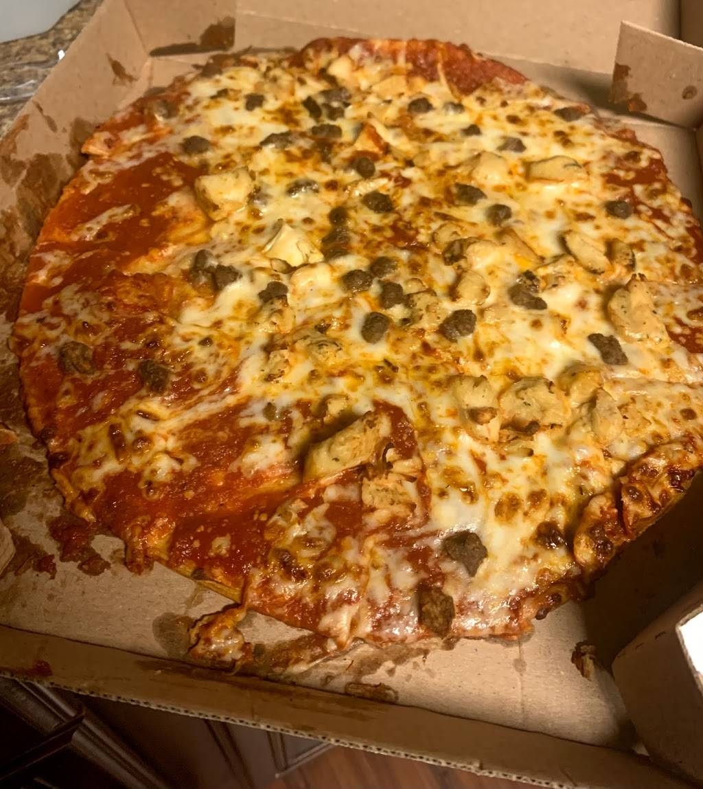 Dominos Pizza | meal delivery | 1180 Dutch Fork Rd, Irmo, SC 29063, USA | 8036912000 OR +1 803-691-2000