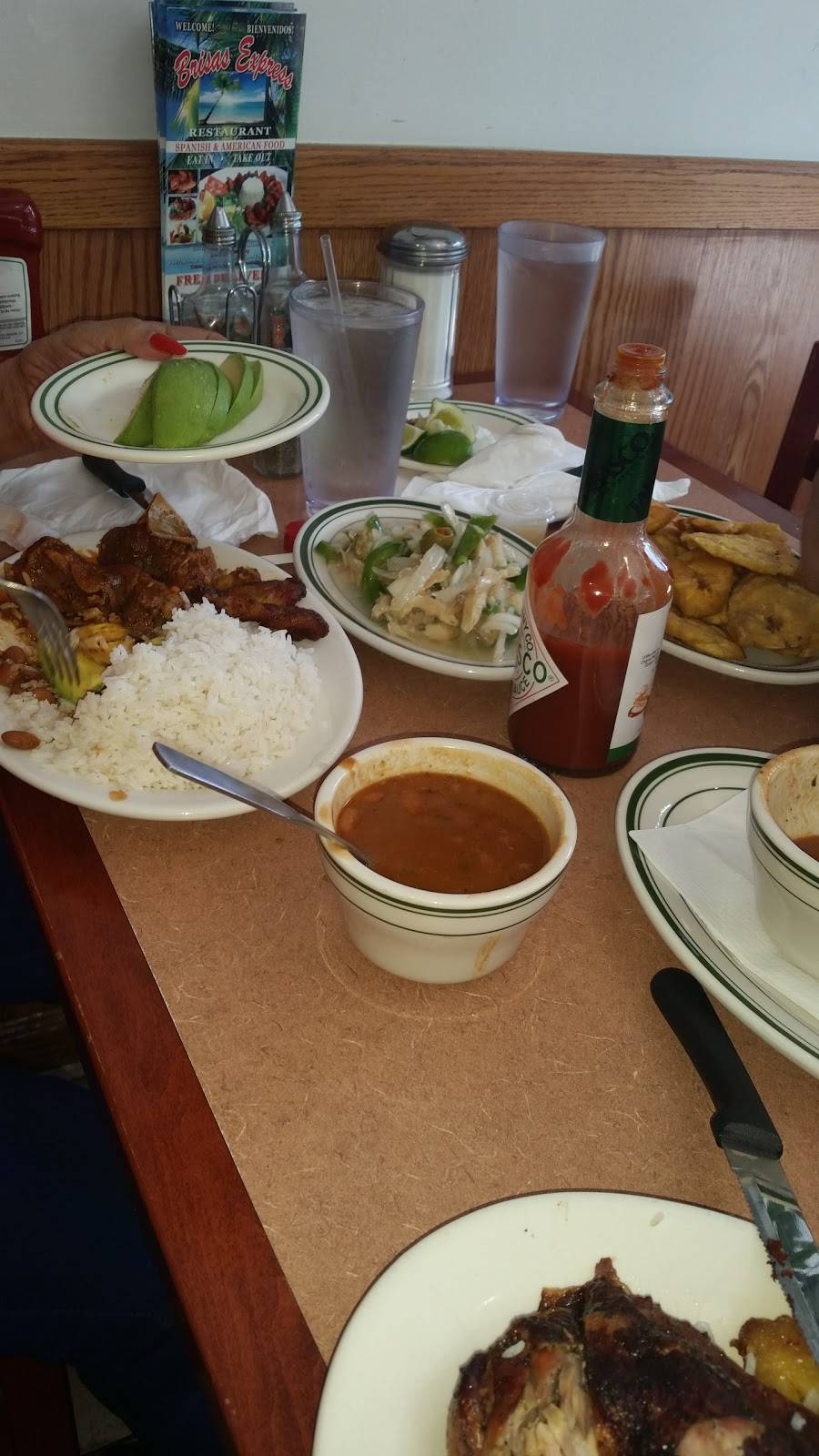 Brisas Express | restaurant | 1360 White Plains Rd, Bronx, NY 10460, USA | 3478513498 OR +1 347-851-3498