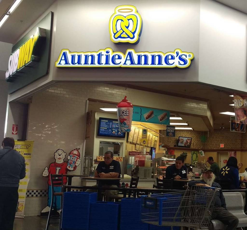 Auntie Annes | cafe | 2100 88th St, North Bergen, NJ 07047, USA | 2017581802 OR +1 201-758-1802