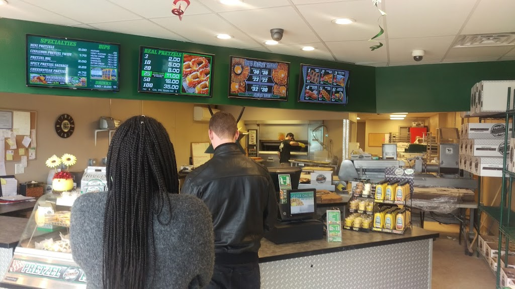 Philly Pretzel Factory   bakery   1001 Germantown Pike, Plymouth Meeting, PA 19462, USA   6102752025 OR +1 610-275-2025