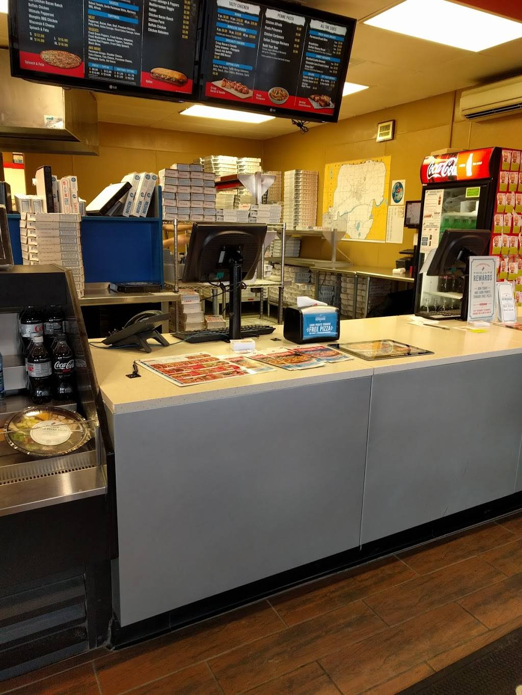 Dominos Pizza | meal delivery | 118 Ferry St, Sedro-Woolley, WA 98284, USA | 3608551000 OR +1 360-855-1000