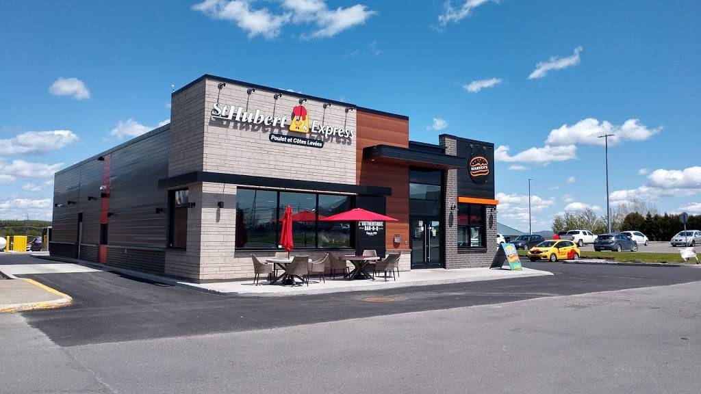 St-Hubert Express | restaurant | Rue Laval, Lac-Mégantic, QC G6B 1A4, Canada | 8195836767 OR +1 819-583-6767