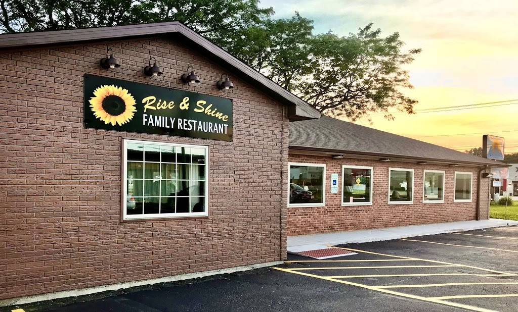 Rise and Shine Family Restaurant   restaurant   1640 Dekalb Ave, Sycamore, IL 60178, USA   8158990455 OR +1 815-899-0455