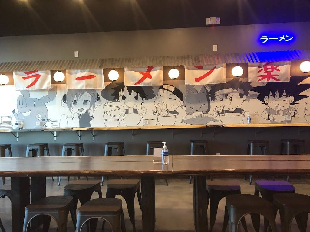 3 Little Pigs Ramen | restaurant | 1223 Grand W Blvd Suite B-103, Katy, TX 77449, USA | 8323213582 OR +1 832-321-3582