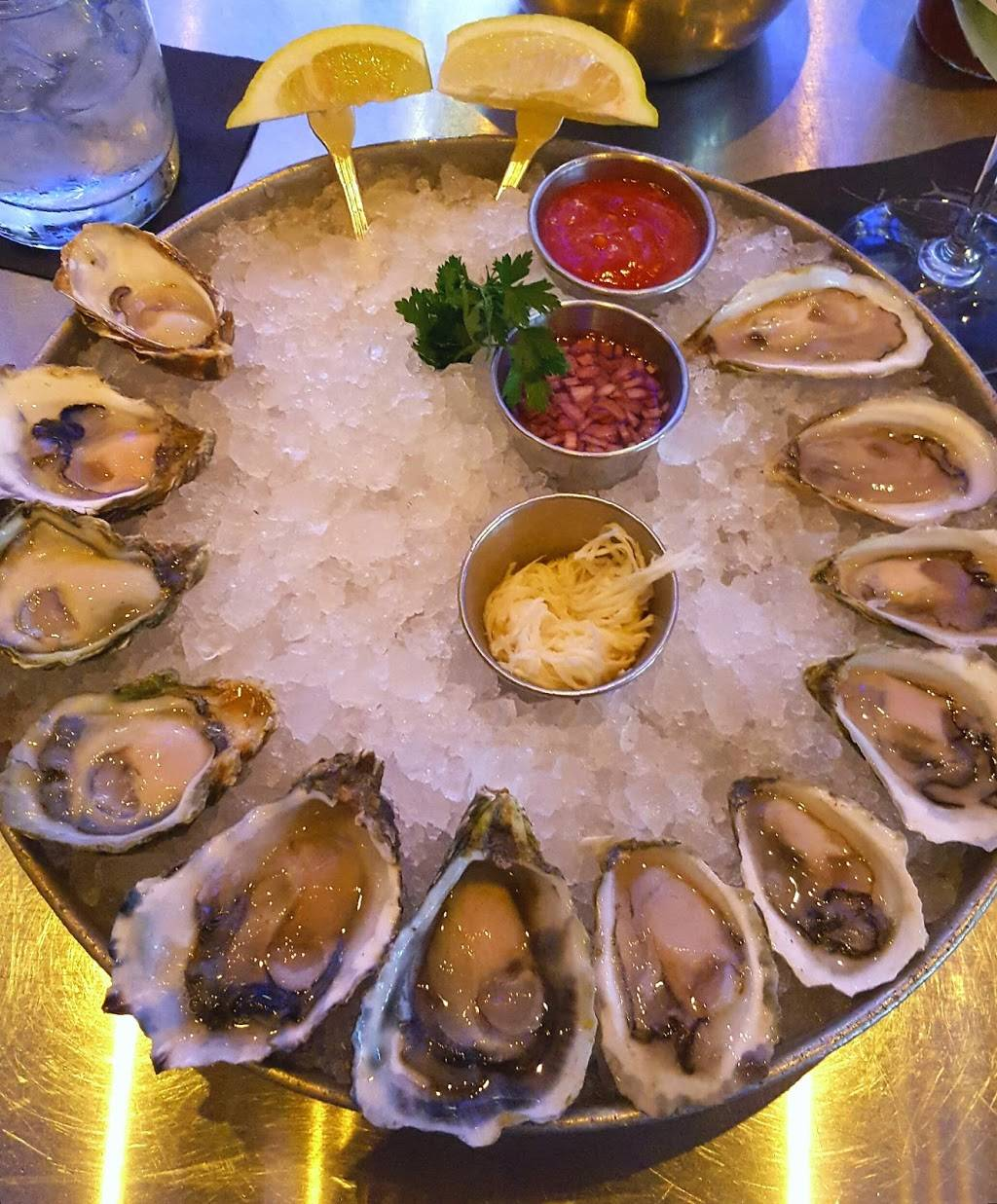 The Oceanaire Seafood Room | restaurant | 30 S Meridian St, Indianapolis, IN 46204, USA | 3179552277 OR +1 317-955-2277