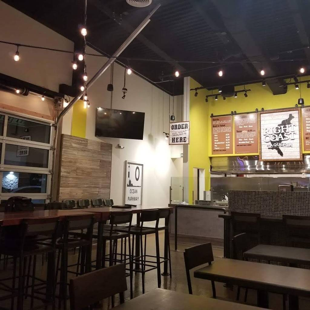 Right Coast Taqueria   restaurant   516 Commack Rd, Deer Park, NY 11729, USA   6319408300 OR +1 631-940-8300