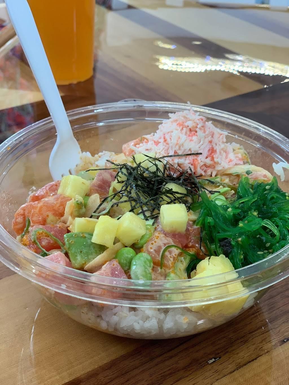Freshe Poke Restaurant 4903 Forest Dr Columbia Sc