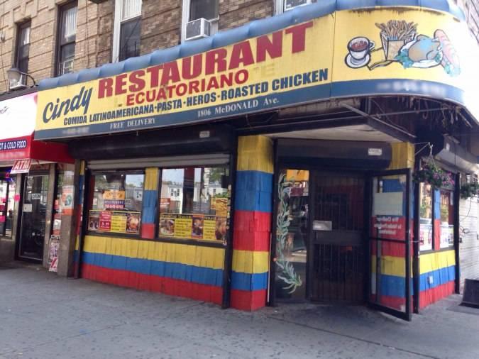 Cindys Luncheonette | restaurant | 1806 McDonald Ave, Brooklyn, NY 11223, USA | 7186456192 OR +1 718-645-6192