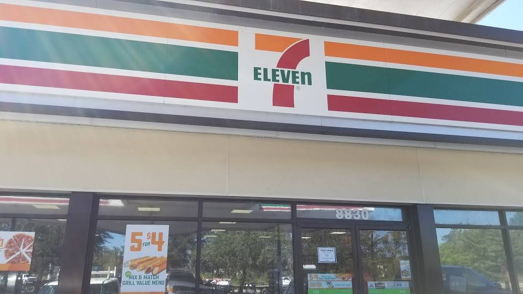 7-Eleven | bakery | 8830 Rose Ave, Orlando, FL 32810, USA | 4075231930 OR +1 407-523-1930