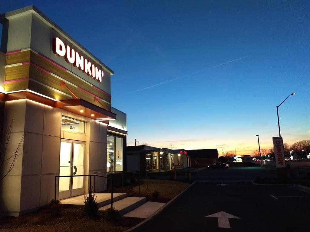 Dunkin | bakery | 3529 Virginia Beach Blvd, Virginia Beach, VA 23452, USA | 7579043434 OR +1 757-904-3434