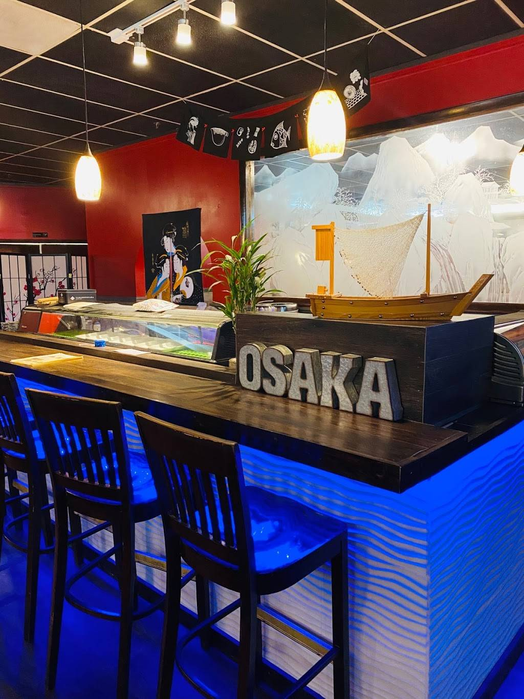 Osaka Sushi Bar and Asian Cuisine   restaurant   16 Cherokee Crossing Suite 3, Whittier, NC 28789, USA   8285541888 OR +1 828-554-1888
