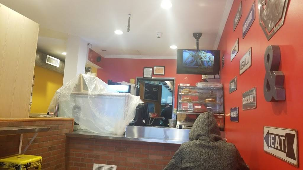 Stop 809   restaurant   537 W 207th St, New York, NY 10034, USA   6469187369 OR +1 646-918-7369