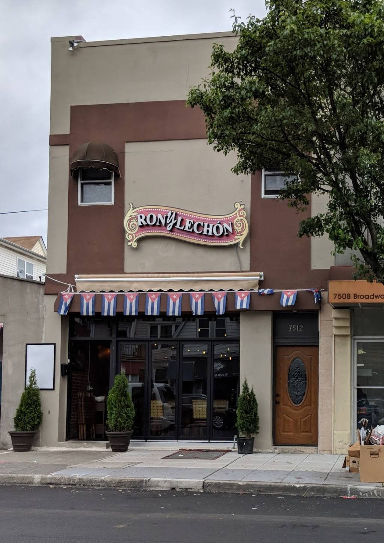Ron Y Lechón | restaurant | 7512 Broadway, North Bergen, NJ 07047, USA | 2014729450 OR +1 201-472-9450