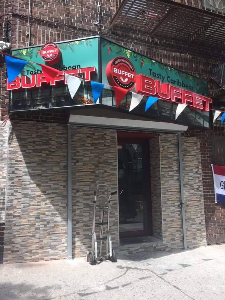 Tasty caribbean buffet | restaurant | 3505 Rochambeau Ave, Bronx, NY 10467, USA | 7186841489 OR +1 718-684-1489