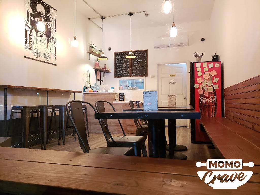 Momo Crave | restaurant | 38-07 69th St, Woodside, NY 11377, USA | 7182551714 OR +1 718-255-1714