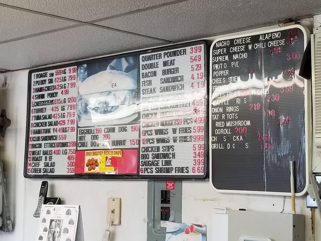 Hoagie N Burger.   restaurant   6601 Dixie Dr, Houston, TX 77087, USA   7136413163 OR +1 713-641-3163