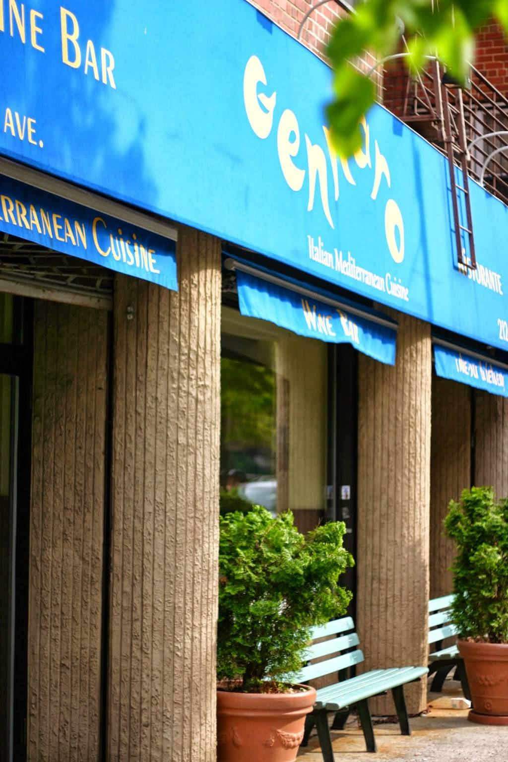 Gennaro | meal delivery | 665 Amsterdam Ave, New York, NY 10025, USA | 2126655348 OR +1 212-665-5348