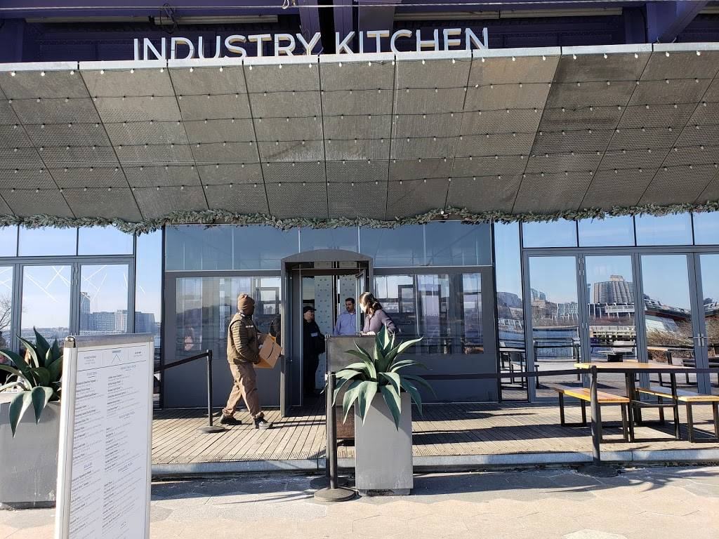 Industry Kitchen | restaurant | 70 South St, New York, NY 10038, USA | 2124879600 OR +1 212-487-9600