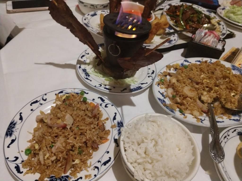 oriental garden - restaurant | 16734 champion forest dr