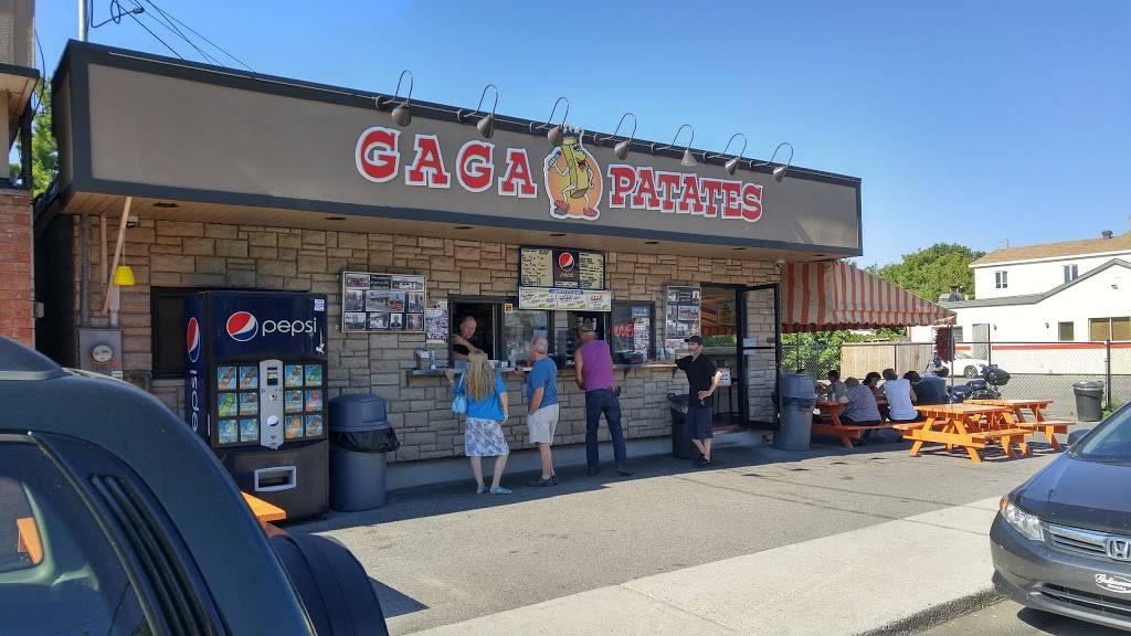 Ga-Ga Patates   restaurant   1123 Rue Saint-Louis, Gatineau, QC J8T 2R8, Canada   8195687034 OR +1 819-568-7034