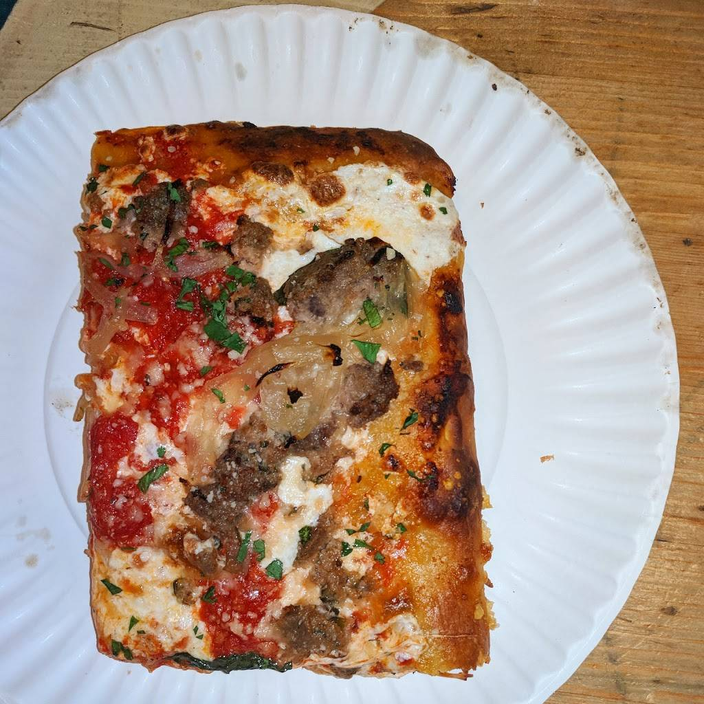 Corner Slice | meal delivery | 600 11th Ave, New York, NY 10036, USA | 2129569339 OR +1 212-956-9339