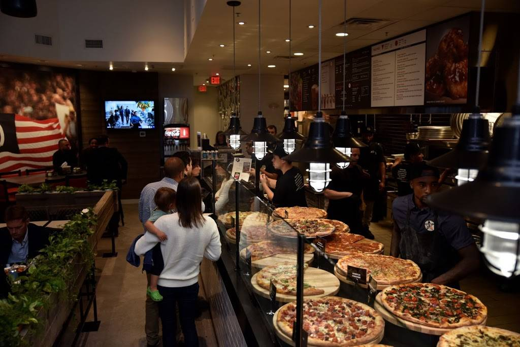 We,The Pizza | restaurant | 4201 Wilson Blvd Ste # 120, Arlington, VA 22203, USA | 7032692222 OR +1 703-269-2222