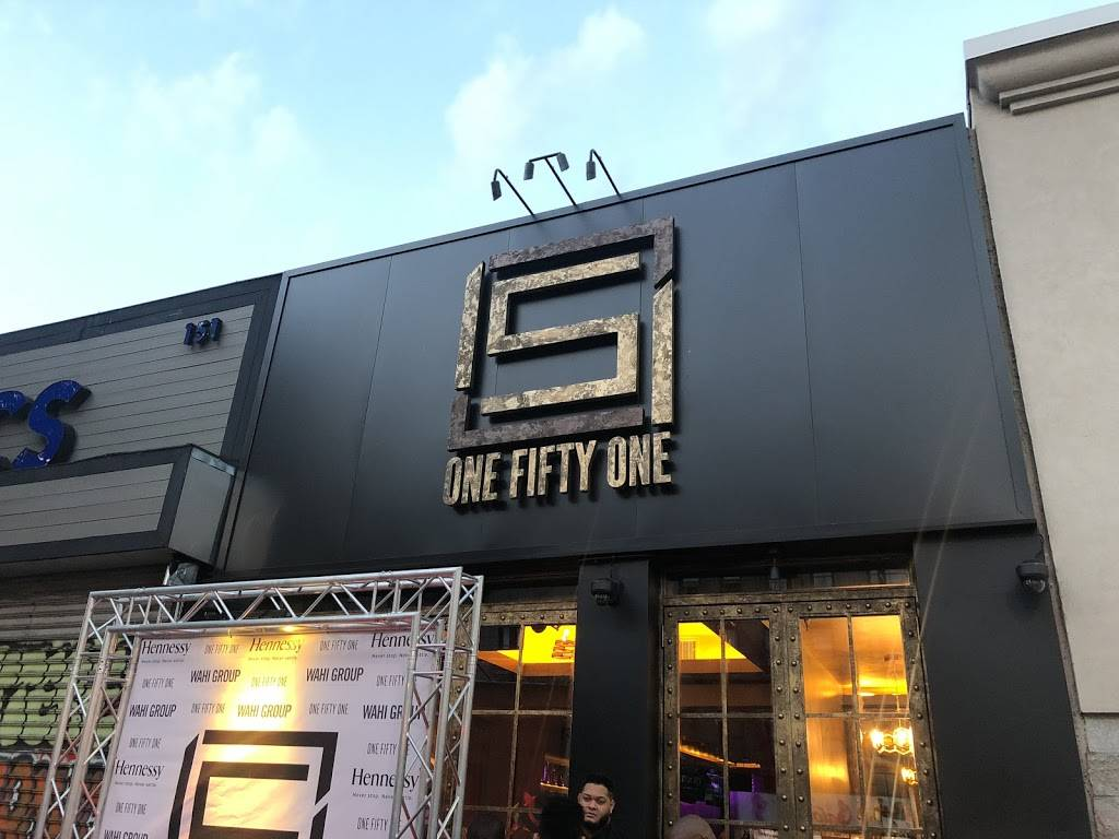 One Fifty One Restaurant & Lounge | restaurant | 151 Dyckman St, New York, NY 10040, USA | 2125670151 OR +1 212-567-0151