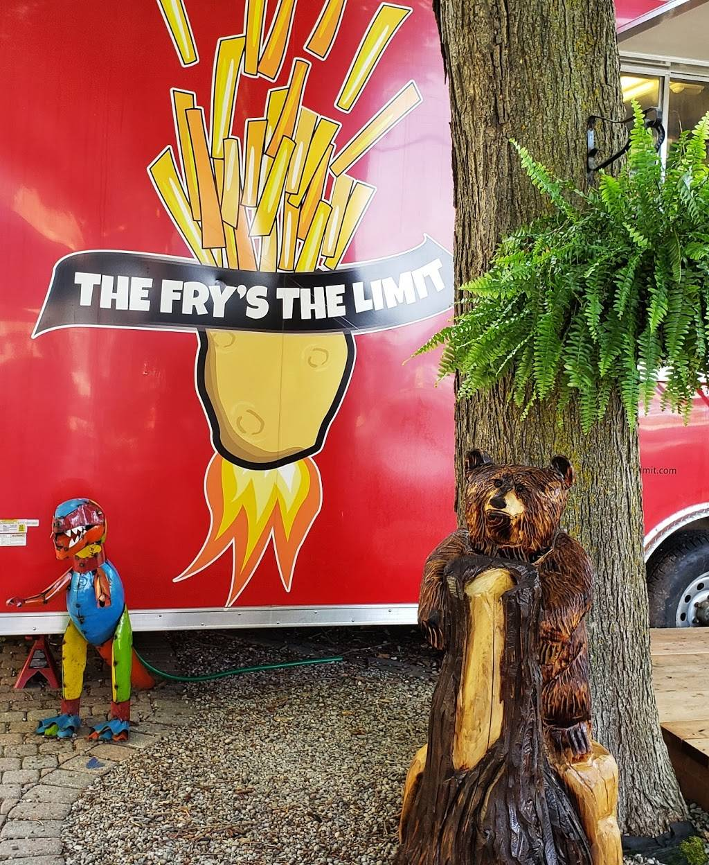 The Frys The Limit | restaurant | 245 Barrie St, Thornton, ON L0L 2N0, Canada | 7058815055 OR +1 705-881-5055