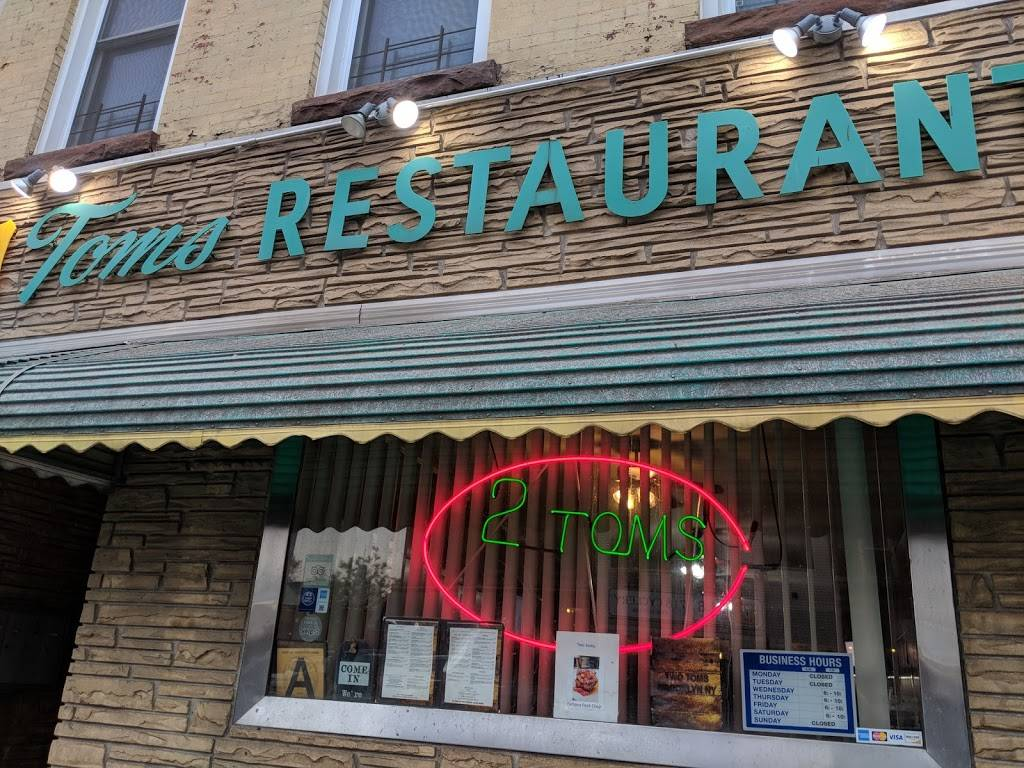 Two Toms   restaurant   255 3rd Ave, Brooklyn, NY 11215, USA   7188758689 OR +1 718-875-8689