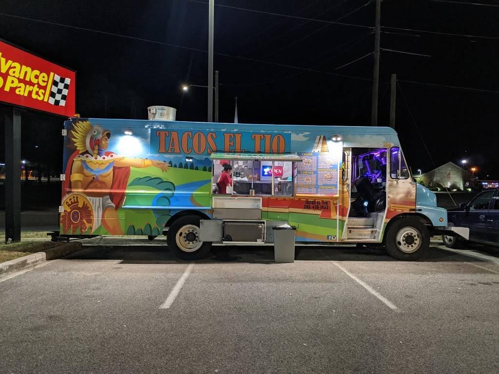 Tacos El Tio   restaurant   Alabaster, AL 35007, USA   2054361853 OR +1 205-436-1853