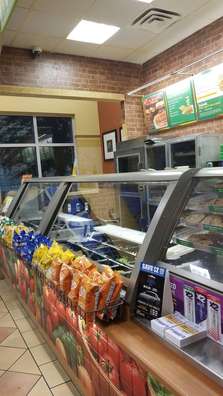 Subway Restaurants   restaurant   41220 US Hwy 19 N, Tarpon Springs, FL 34689, USA   7279385400 OR +1 727-938-5400