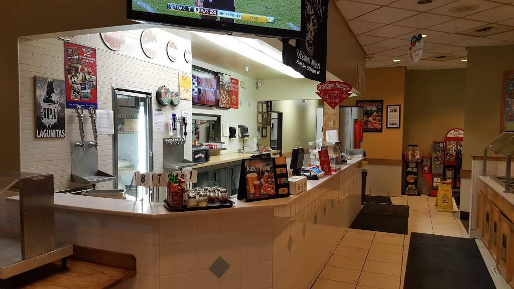 Round Table Pizza Meal Delivery 8345 Elk Grove Florin Rd Sacramento Ca 95829 Usa