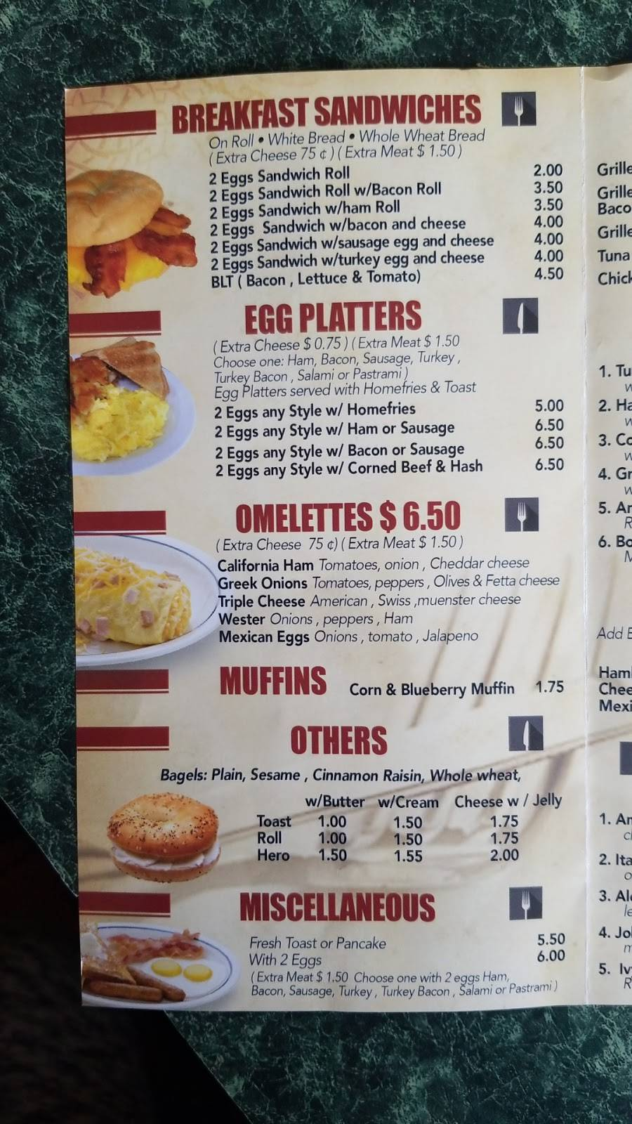Nickolas | restaurant | 6945 51st Ave, Flushing, NY 11377, USA | 7184249316 OR +1 718-424-9316