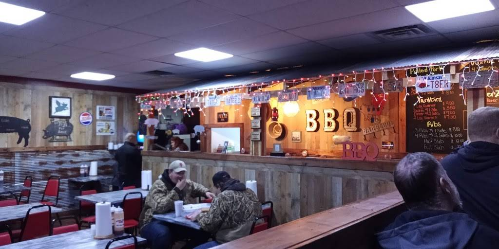 Smokin Taters BBQ | restaurant | 1212 E Walnut St, Paris, AR 72855, USA | 4798475001 OR +1 479-847-5001