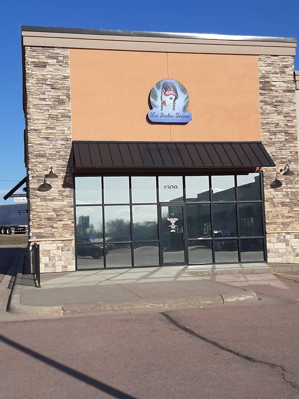 La India Taína   restaurant   1309 E Benson Rd, Sioux Falls, SD 57104, USA   6052711920 OR +1 605-271-1920