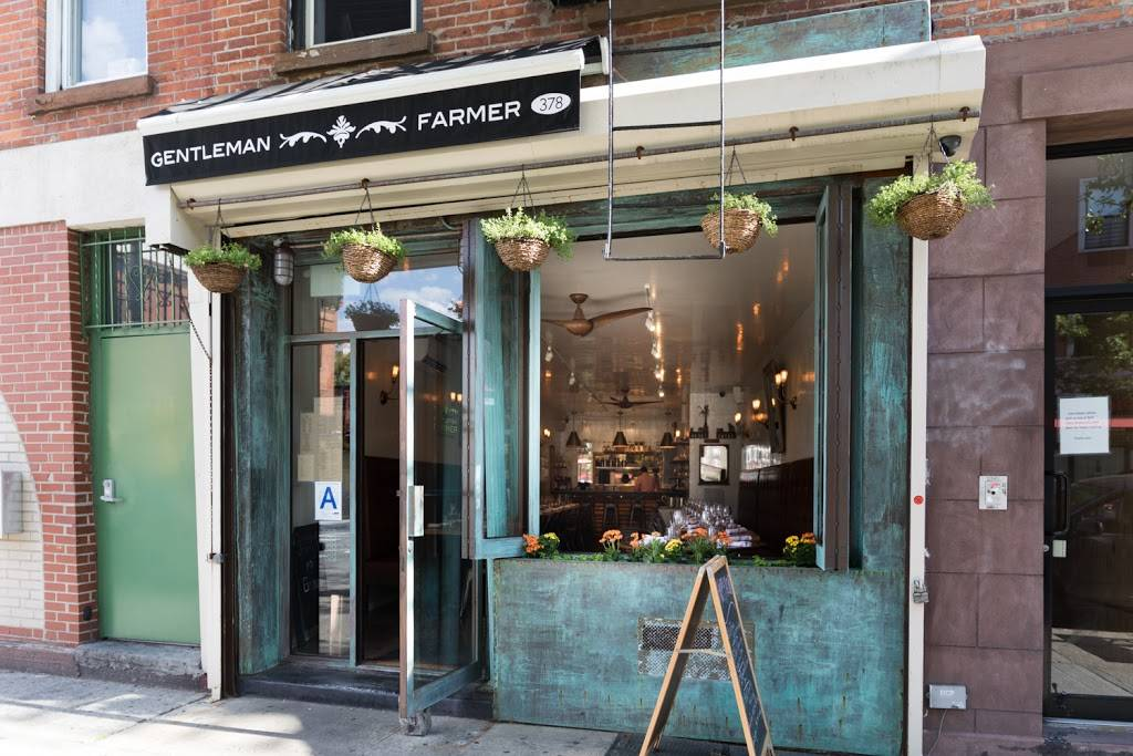 Gentleman Farmer-Fort Greene | restaurant | 378 Myrtle Ave, Brooklyn, NY 11205, USA | 9292950784 OR +1 929-295-0784