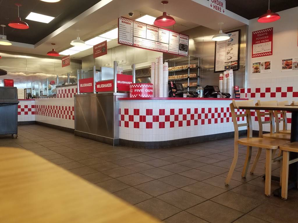 Five Guys   meal takeaway   1323 Golf Rd, Rolling Meadows, IL 60008, USA   8473547529 OR +1 847-354-7529