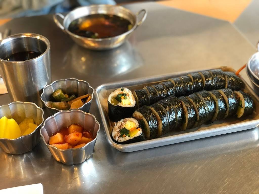 The Kimbap | restaurant | 400 S Western Ave #102, Los Angeles, CA 90020, USA | 2133651040 OR +1 213-365-1040