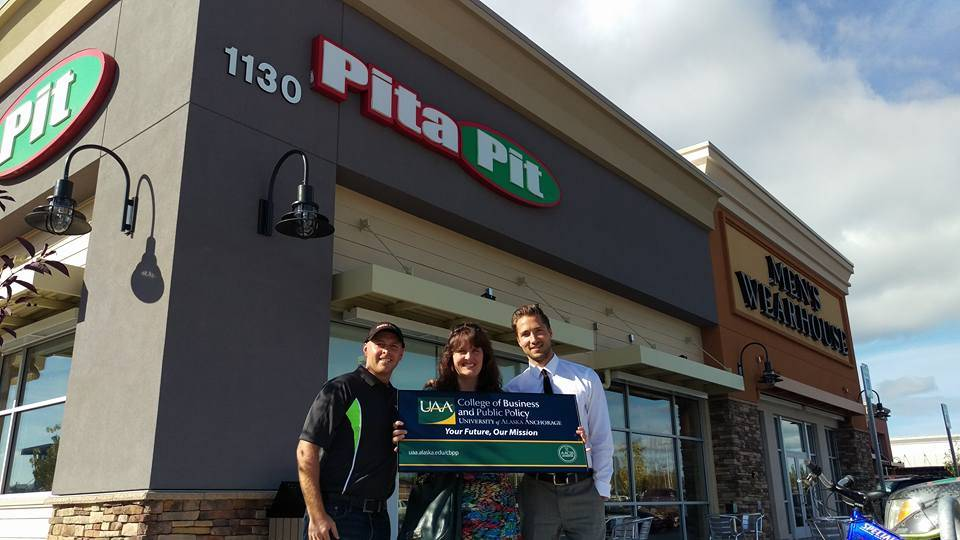 Pita Pit | restaurant | 1130 N Muldoon Rd #100, Anchorage, AK 99504, USA | 9073387482 OR +1 907-338-7482