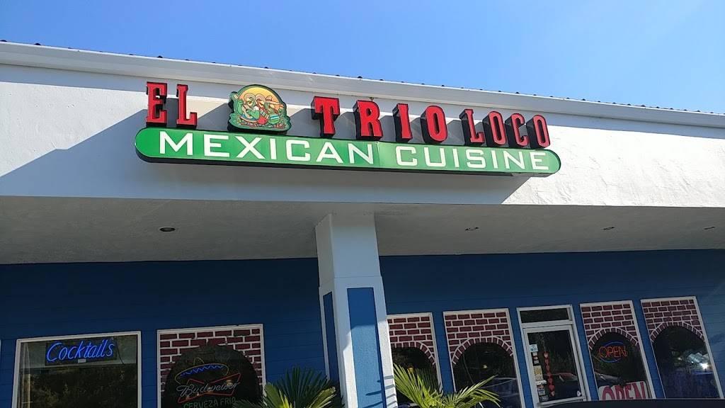 El Trio Loco | restaurant | 3615 US-101, Gearhart, OR 97138, USA | 5037386004 OR +1 503-738-6004