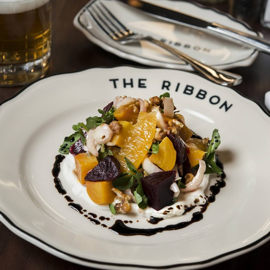 The Ribbon | restaurant | 220 W 44th St, New York, NY 10036, USA | 2129442474 OR +1 212-944-2474