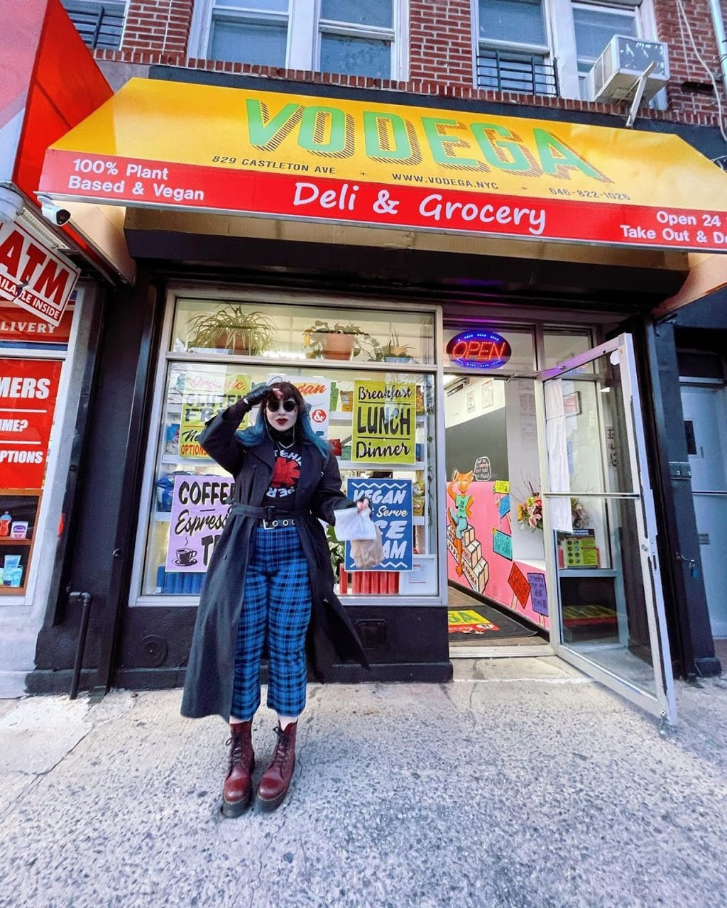 Vodega Deli & Grocery | meal delivery | 829 Castleton Ave, Staten Island, NY 10310, USA | 6468221026 OR +1 646-822-1026