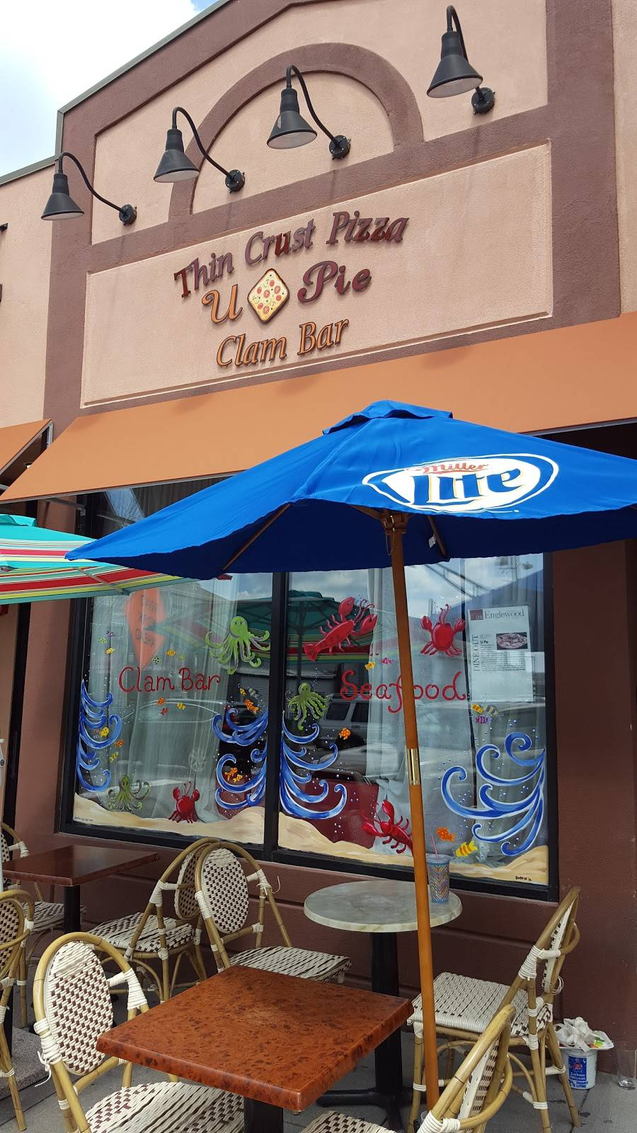 U Pie & Lobster Company | meal delivery | 3 E Palisade Ave, Englewood, NJ 07631, USA | 2015671888 OR +1 201-567-1888