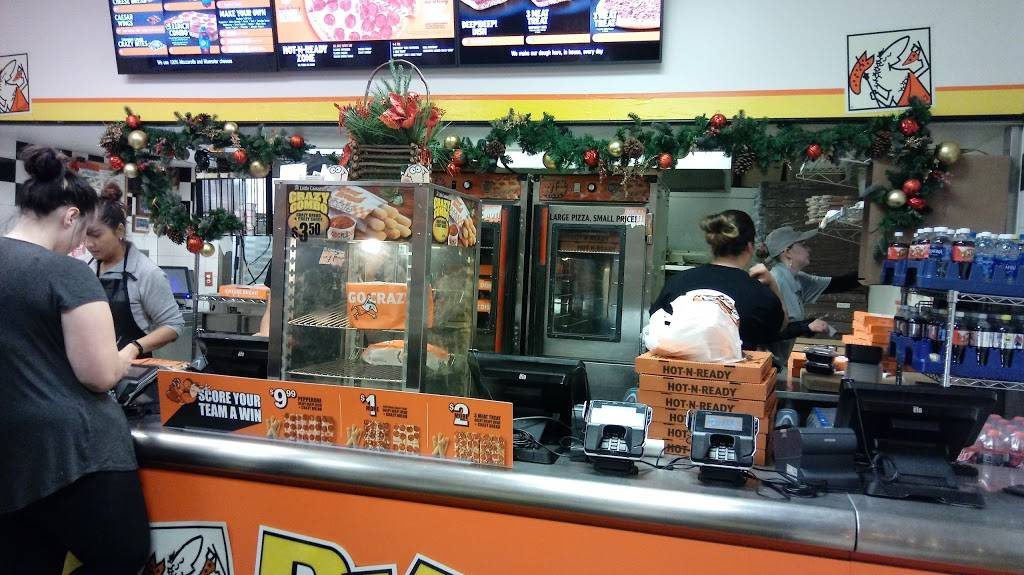 Little Caesars Pizza | meal delivery | 200 NORTH MAIN, Tooele, UT 84074, USA | 4358827300 OR +1 435-882-7300