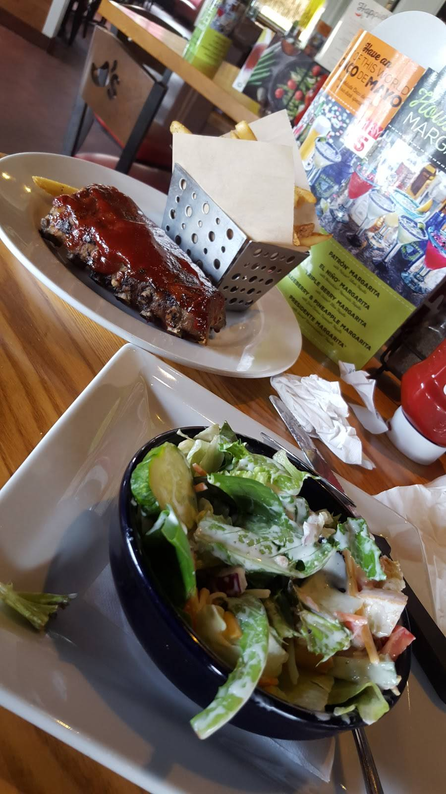 Chilis Grill & Bar   meal takeaway   6603 Farm to Market Rd 1488, Magnolia, TX 77354, USA   2812598470 OR +1 281-259-8470